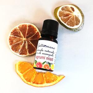 mix agrumato di oli essenziali purissimi