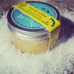 scrub corpo al sale marino, finocchio dolce e limone IGP
