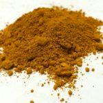 ossido giallo ocra uso cosmetico