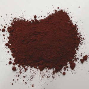 RED IRON OXIDE DARK ROSSO SCURO USO COSMETICO