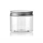 vaso pet 50 ml con tappo in alluminio
