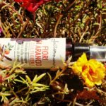 Acqua floreali di fiori di arancio amaro neroli
