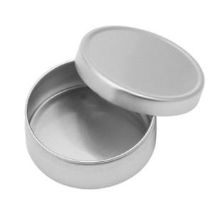 Barattolo in alluminio da 10ml con tappo a vite in alluminio