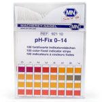 cartine di tornasole per misurare il ph 0-14
