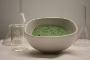argilla verde italiana