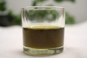 olio di canapa biologico