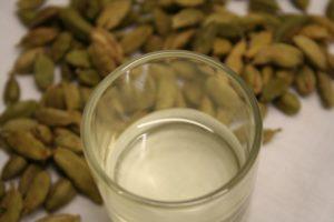 olio essenziale di cardamomo biologico