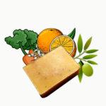 sapone ace arancio e carota