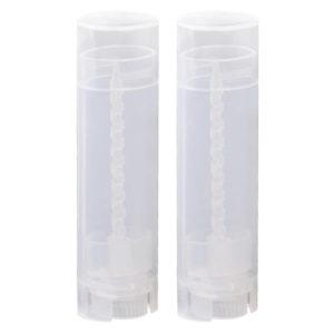tubo in plastica stick da 15 ml grande per balsamo, unguuento