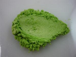 Mica verde fresco