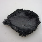 Mica nera black pearl