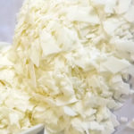 cera di soia non OGM