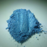Mica blu oceano - ocean blue