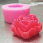 STAMPO 3D ROSA IN SILICONE